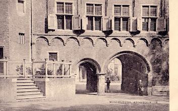 Photo: Middelburg - Abdijpoorten