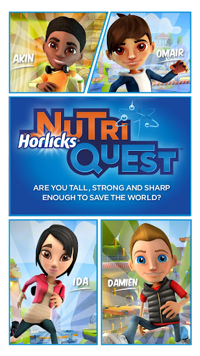Horlicks NutriQuest