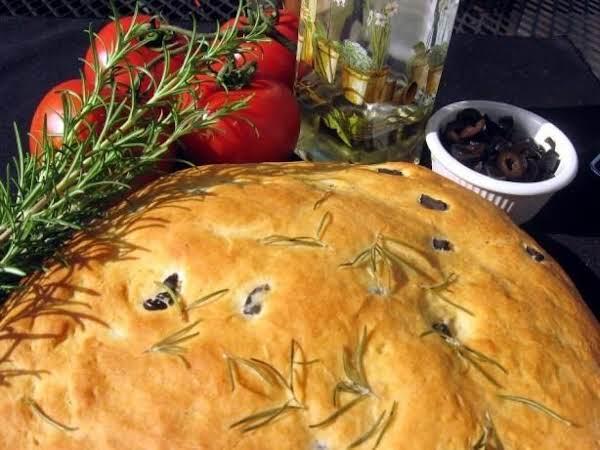 Greek Bread (abm) Recipe