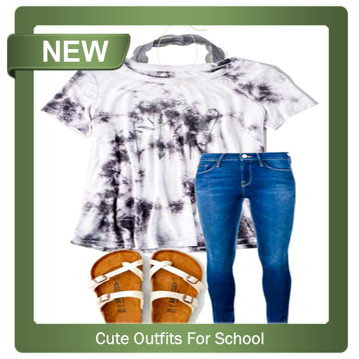 Cute Outfits For School (app)