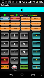 E-Z Concrete Calculator & Cost screenshot 4