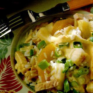Ingredients Summer Pineapple Turkey Salad