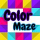 Color Maze - Free Maze Puzzle Game