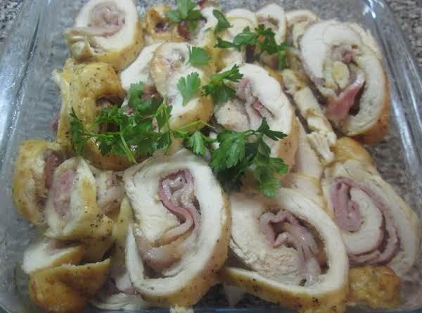 Bacon Stuffed Chicken Cutlets Recipe
