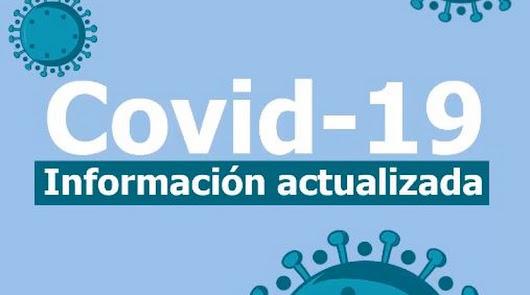 El último dato de la tasa de incidencia en os 103 municipios de Almería antes del fin de semana, cuando no se publican.