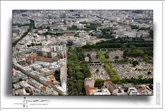 Foto: 2012 06 16 - P 167 C - Paris von oben 129