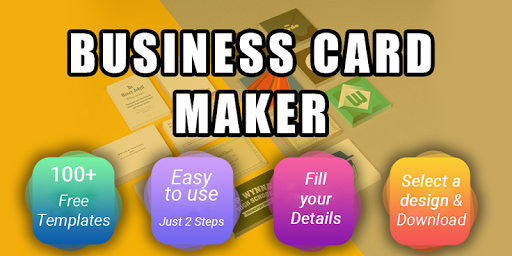 Business Card Maker Free Visiting Card Maker photo screenshot 8