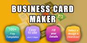 Business Card Maker & Designer Visiting Card Maker Aplikacije (APK) slobodan preuzimanje za Android/PC/Windows screenshot