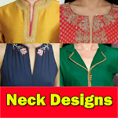 Salwar Neck Designs