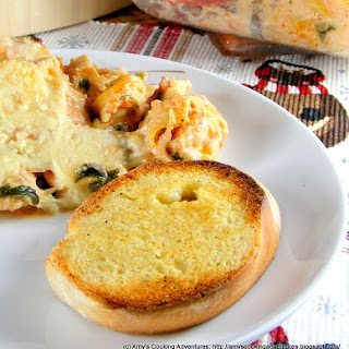 Perfect Garlic Toast
