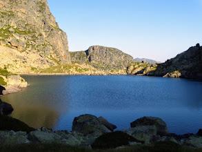 Photo: Etang de Juclar, 2327m.