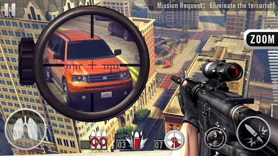 Sniper Shot 3D: Call of Snipers 3