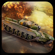Crazy Tanks Death Race 3D