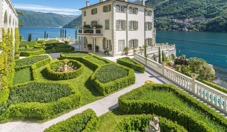 Villa avec jardin et terrasse Laglio