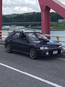 インプレッサ スポーツワゴン  1995年式WRX(AT)C1型のカスタム事例画像 YAGIさんの2018年09月18日15:12の投稿