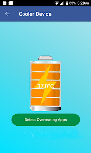 Sensei Booster - Clean Speed Up Save Battery Screenshot