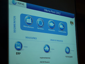 Photo: TOTVS: Oferta Perú 2012.
