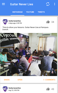 Guitar Never Lies- screenshot thumbnail