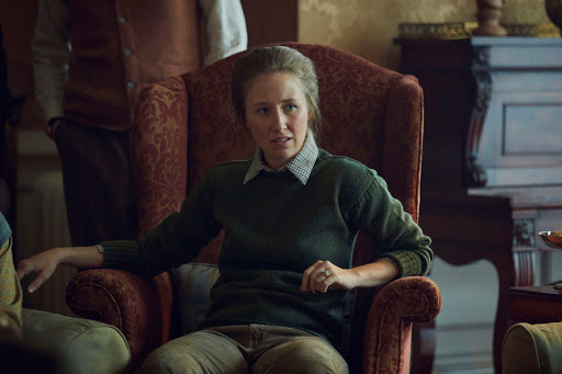 Who plays Princess Anne in The Crown?