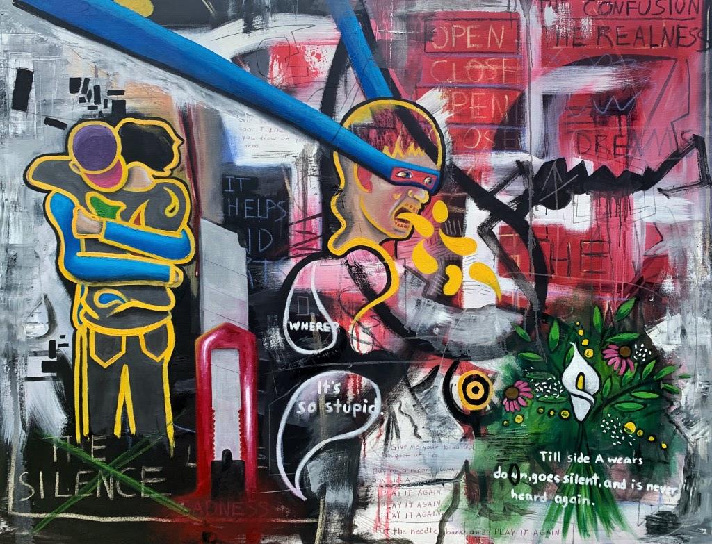 Brennen Cabrera Painting