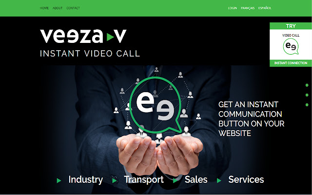 VeeZa-V Screensharing