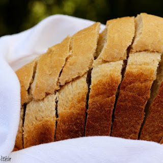 Honey Oatmeal Bread (Bread Machine recipe).
