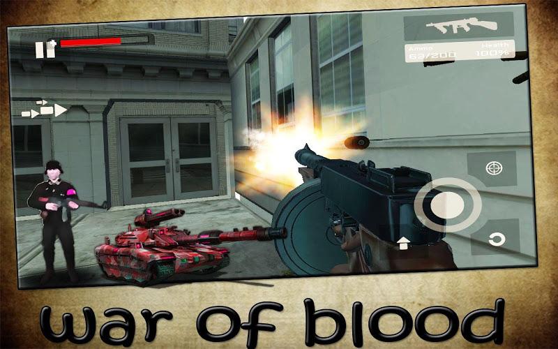 Скриншот Commando City Miami Crime