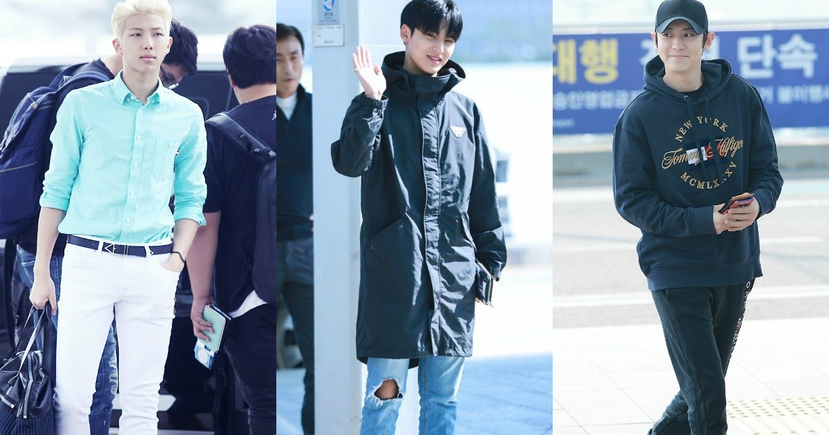 Here Are The Tallest Male Idols Of 30 Boy Groups Koreaboo
