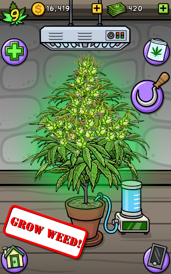 Pot Farm - Grass Roots- screenshot