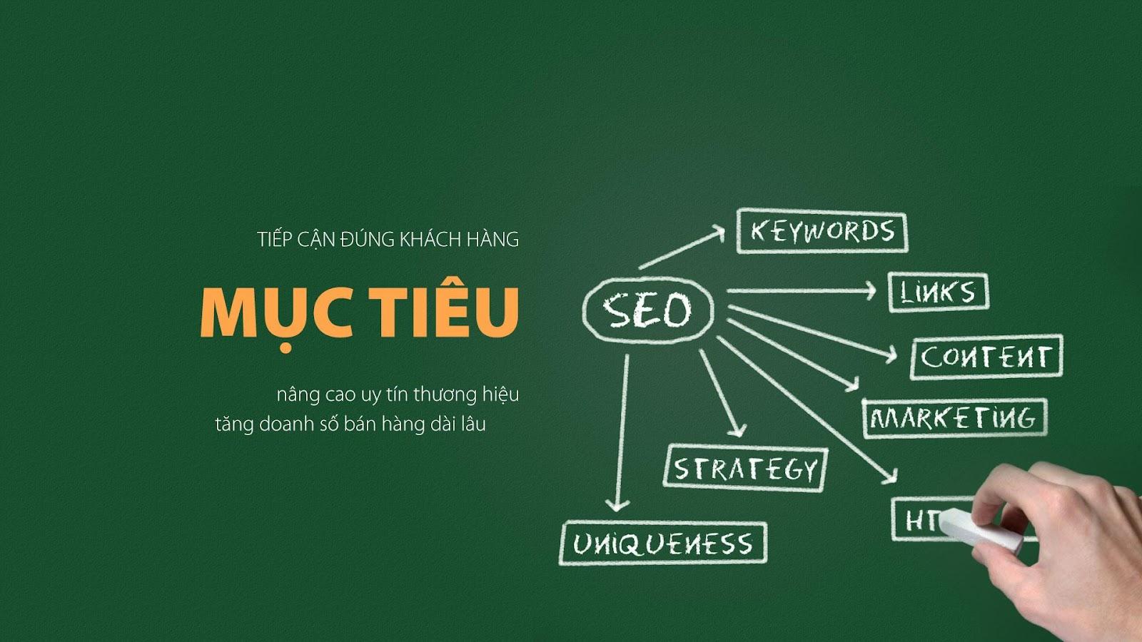 Tại sao các doanh nghiệp lên sử dụng dịch vụ seo website