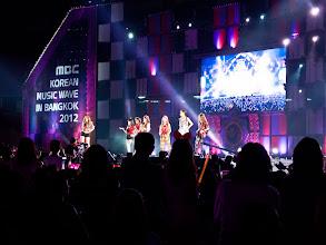 Photo: T-Ara performing 'Bo Peep'!!