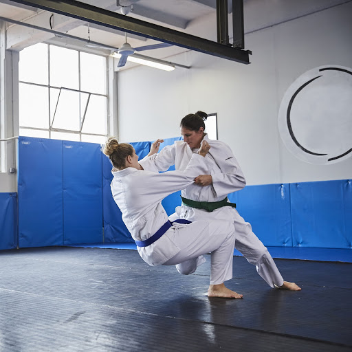Self Defence Through Jiu-Jitsu