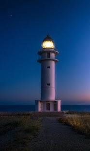 Lighthouse Wallpaper - náhled