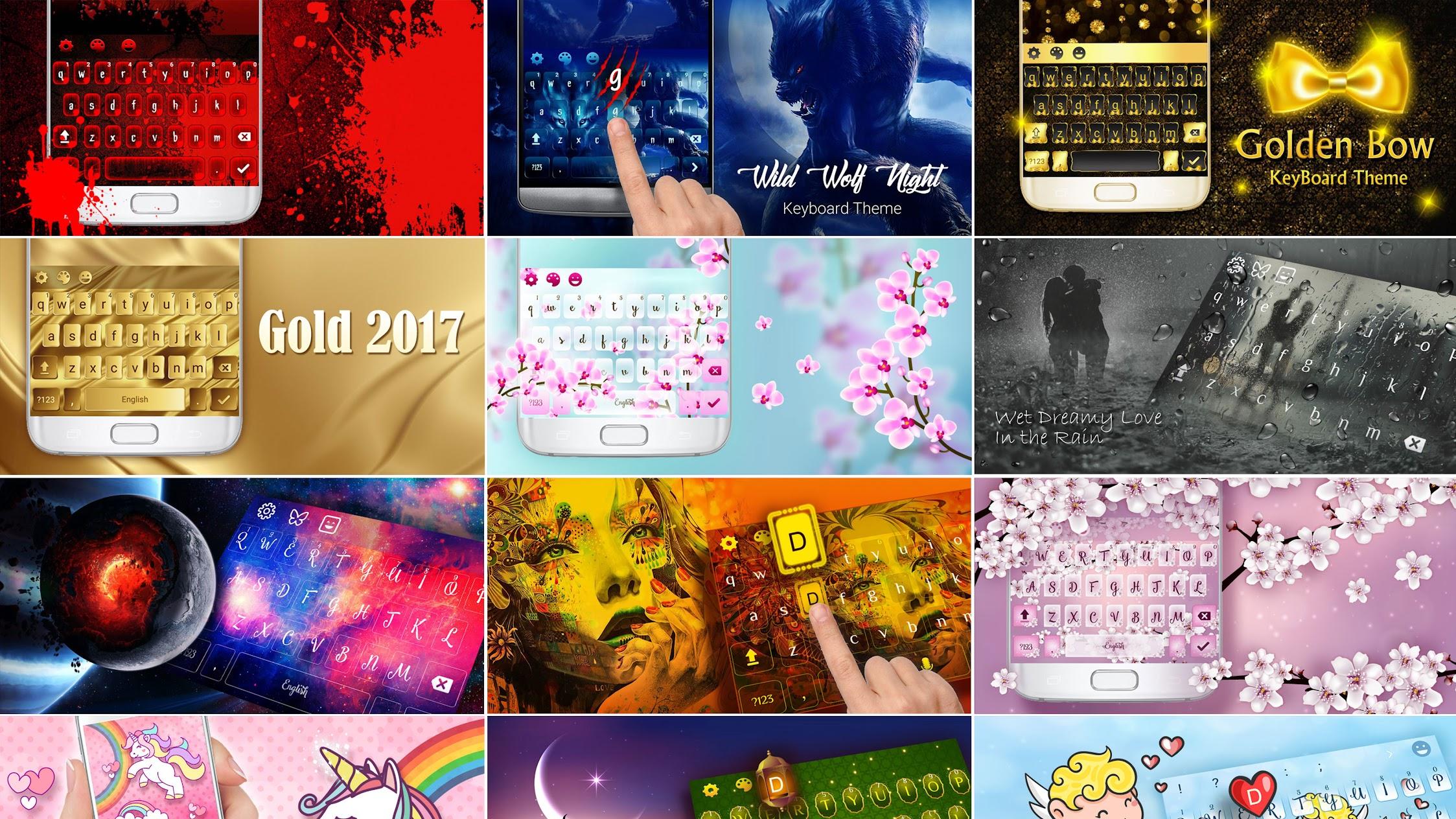 Me&Art Android Theme Designer