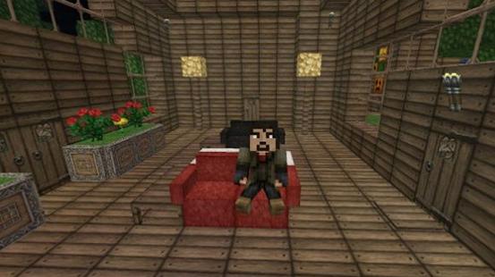 Furniture mod - náhled