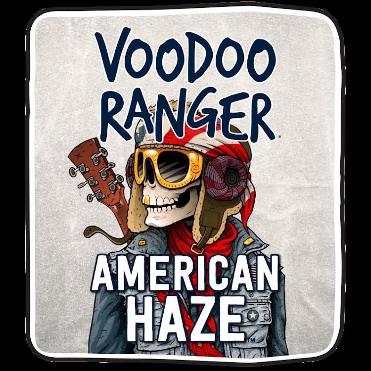 Logo of New Belgium Voodoo Ranger: American Haze