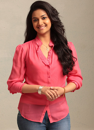 Keerthy Suresh HD Wallpapers 1.12 screenshots 4