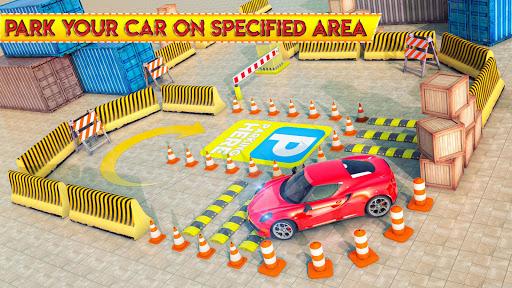 Modern Car Drive: Parking Test 1.5 screenshots 2