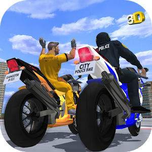 Police Bike – Gangster Chase for PC and MAC