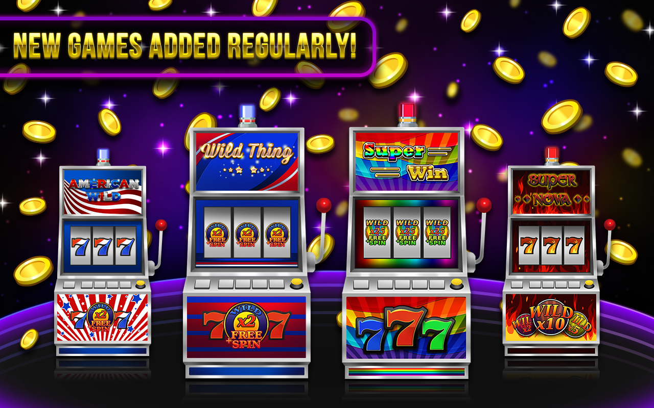 Vegas High Roller Slots - FREE- screenshot