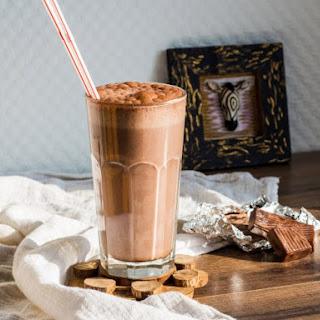 Chocolate Peanut Butter Milk Shake.