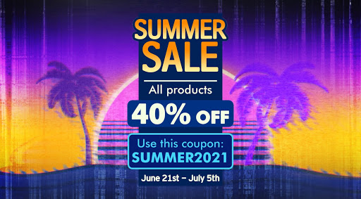 D16 Group Summer Sale: Save 40% on all plug-ins and bundles