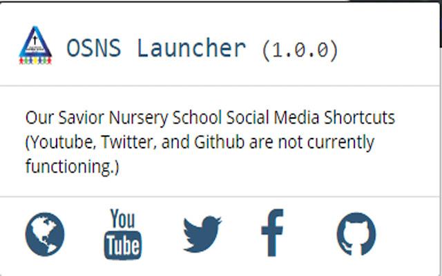 OSNS Launcher