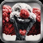 Clown Bomb Live Wallpaper