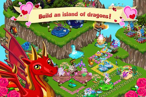 Dragon Story: Valentines