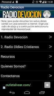 Devoción Radio Cristiana - náhled
