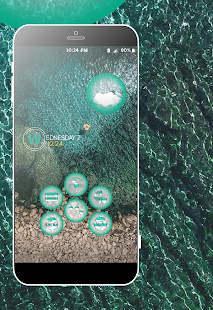 Clear Teal Icons Pack Screenshot