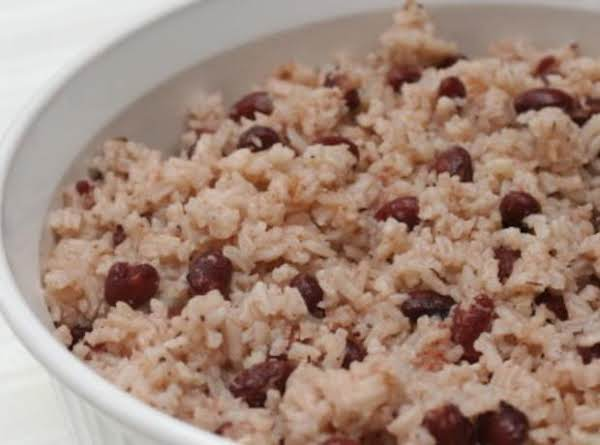 Couples Jamican Rice Recipe
