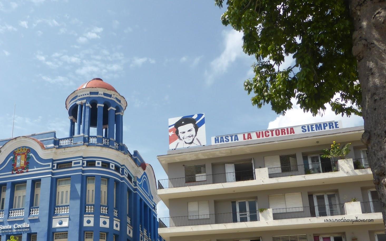 Famous revolution quotes, Camaguey, Cuba