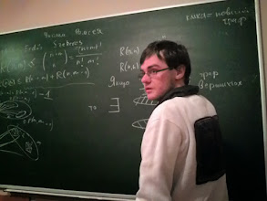 Photo: December 30, 2014 Ostap Chervak On some asymptotic bounds for Ramsey numbers